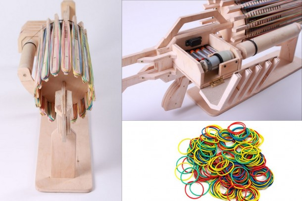 Rubber Band Gun 5