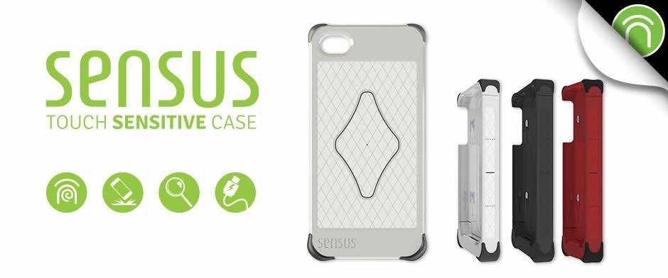 Sensus Touch Sensitive Case