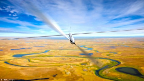 Solar Powered Plane capable of Staying aloft for Years 4