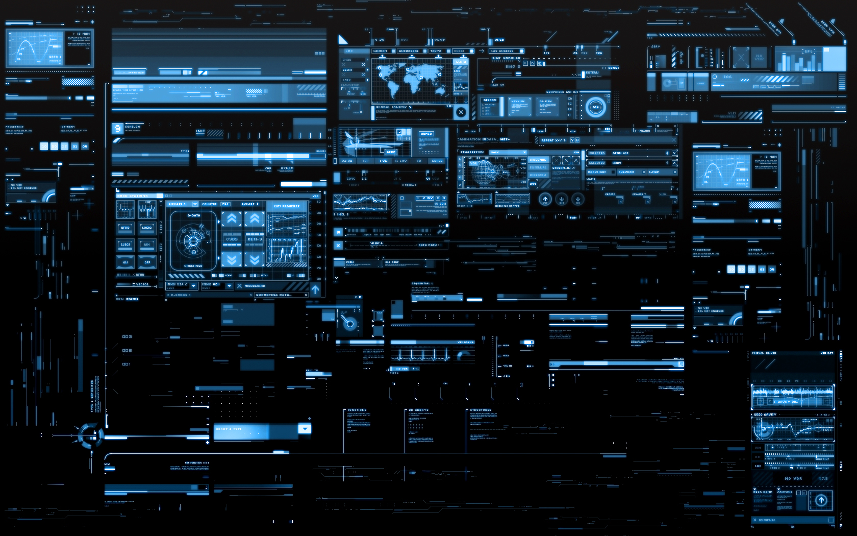 Wallpaper For Laptop Technology