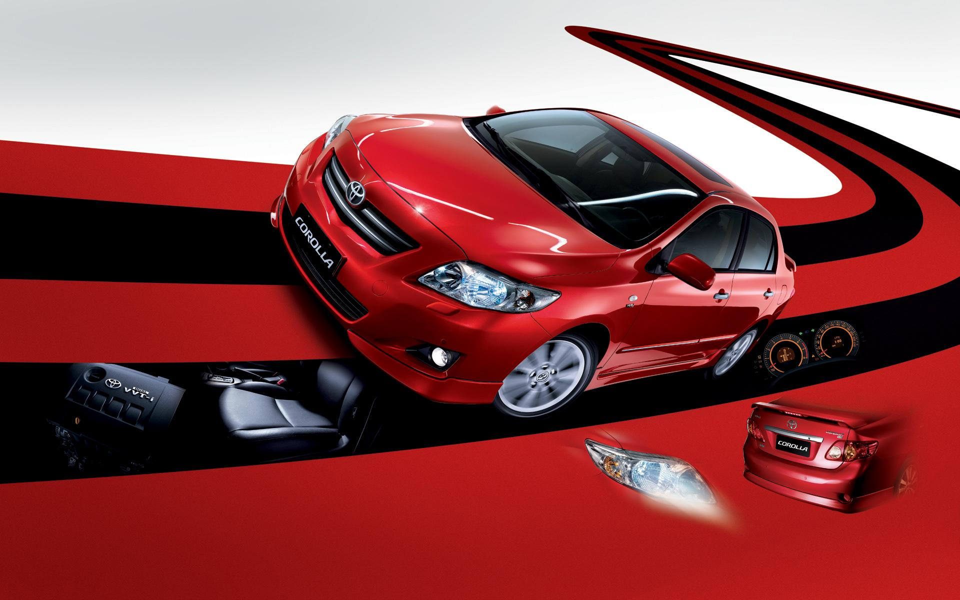 Toyota Corolla Mpg >> Over 40 HD Stunning Toyota Wallpaper Images For Free Download