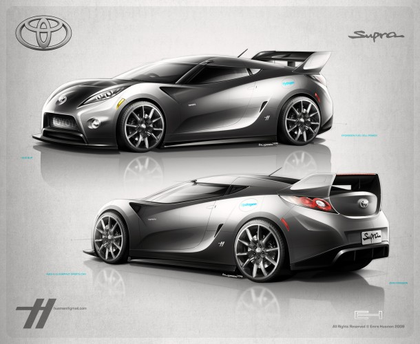 Toyota Wallpaper 5