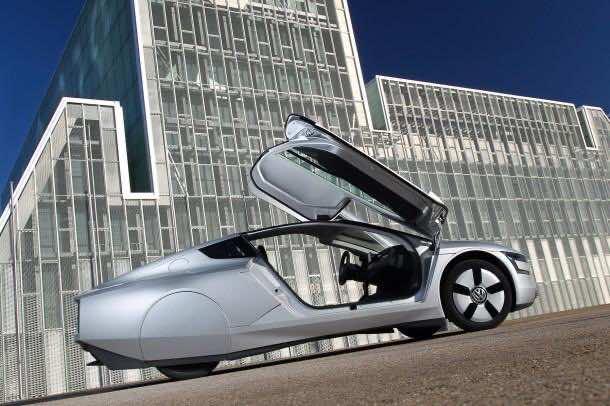 Volkswagen XL1 4