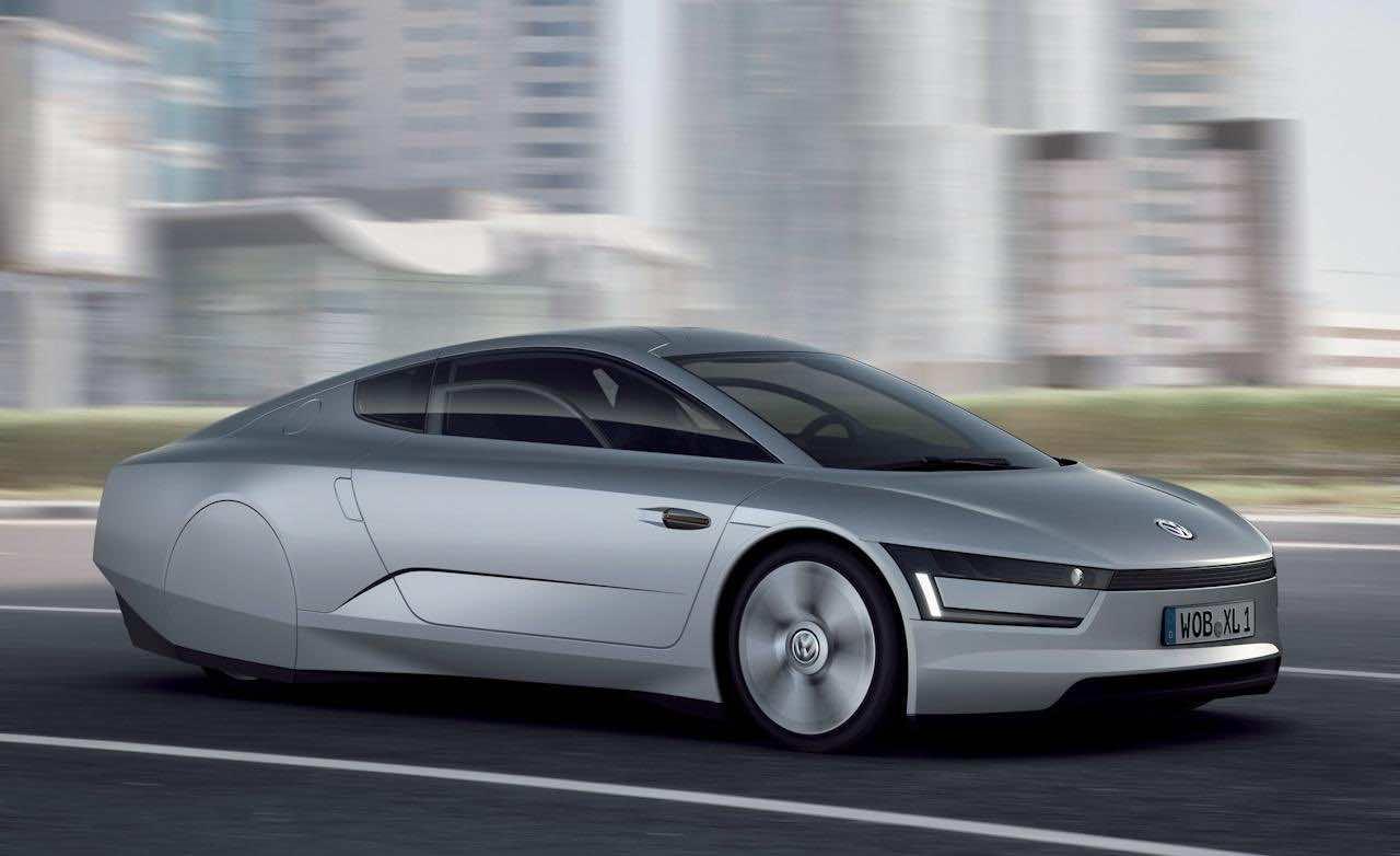 Volkswagen XL1 5