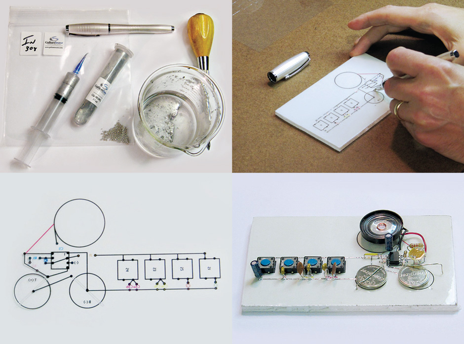Now You Can Brew Your Own Conductive Ink To Draw Working