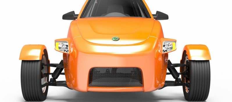 Elio The Fuel Efficient Three Wheeler Car Does 84-mpg