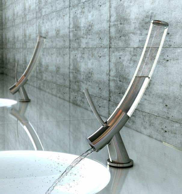 Transparent Faucet