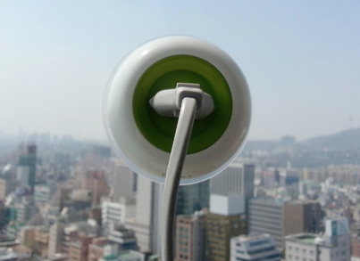 Solar Power Socket Futuristic Gadgets