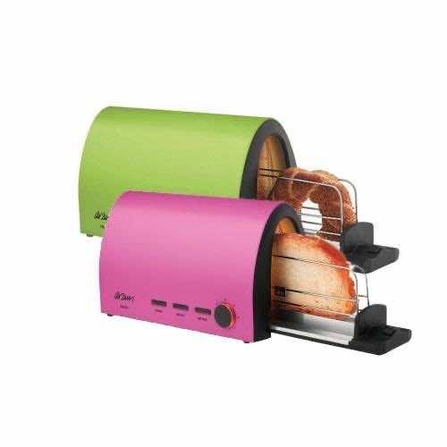 Tunnel Toaster Futuristic Gadgets