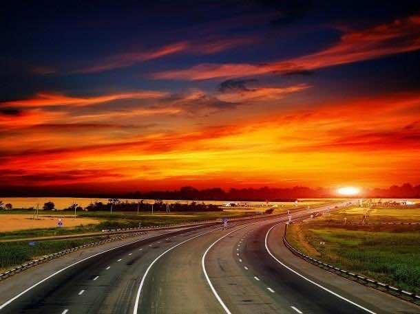 highway wallpaper 2