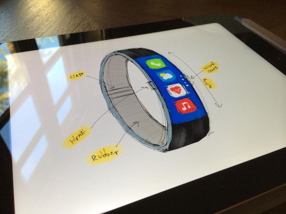 iwatch Conceptual Design 2