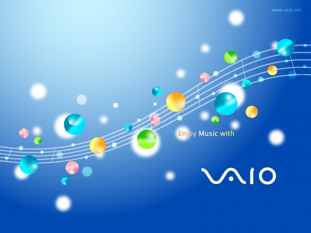 vaio wallpapers 3