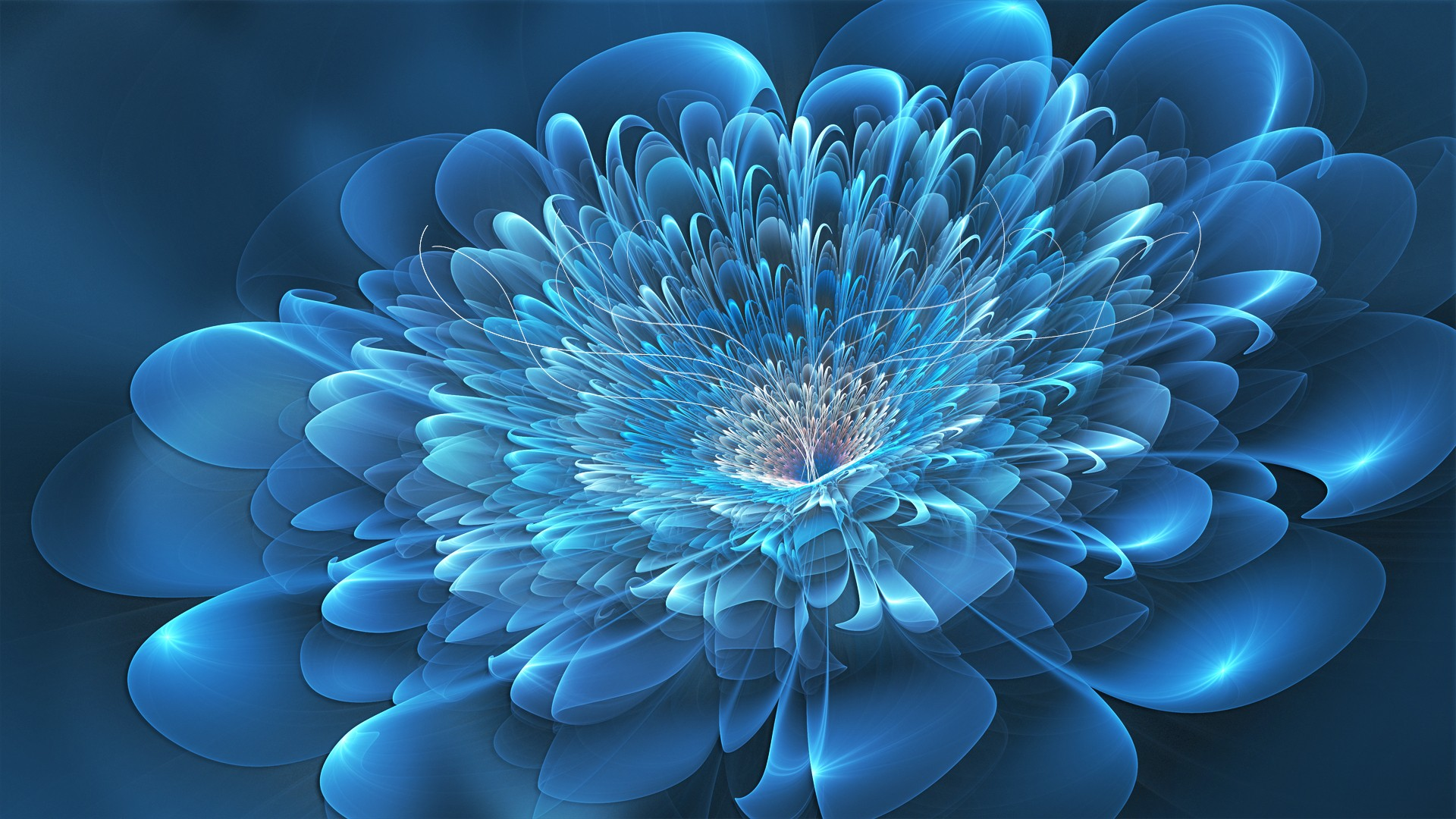 top fractal wallpapers floral - photo #11