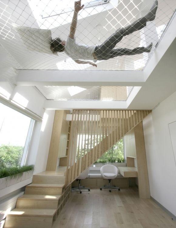 14. Instant hammock
