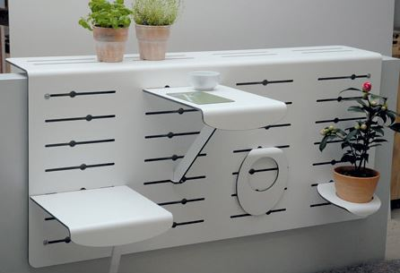 Changeable Balcony Wall Unit