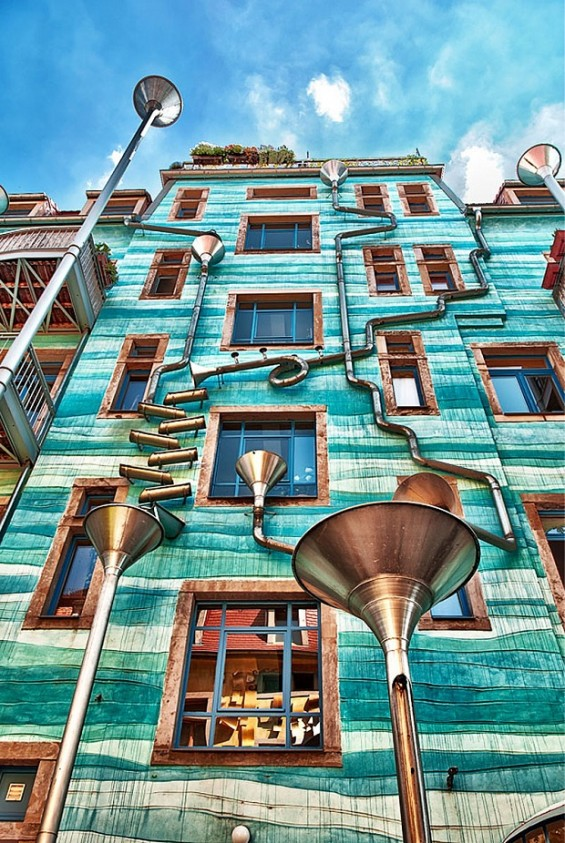 Courtyard of Elements – Dresden, Germany 5