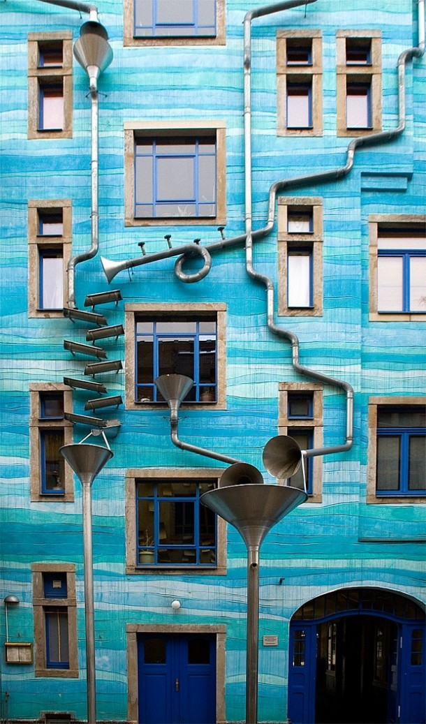 Courtyard of Elements – Dresden, Germany 2