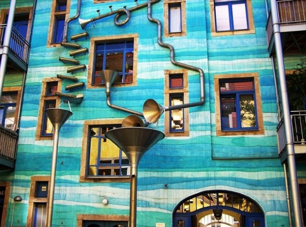Courtyard of Elements – Dresden, Germany 3