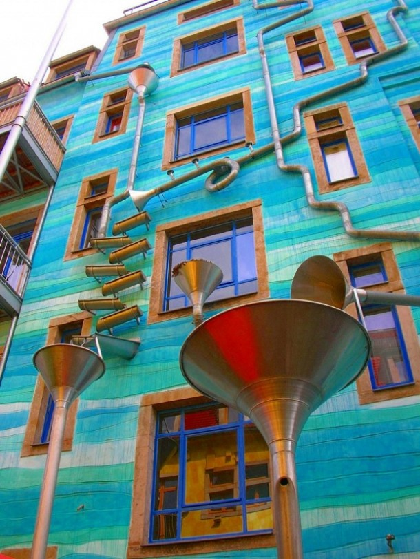 Courtyard of Elements – Dresden, Germany 4