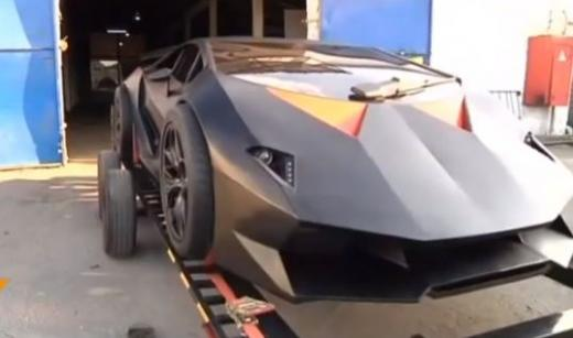 Who Saves 2 Million For A Lamborghini When You Can Make