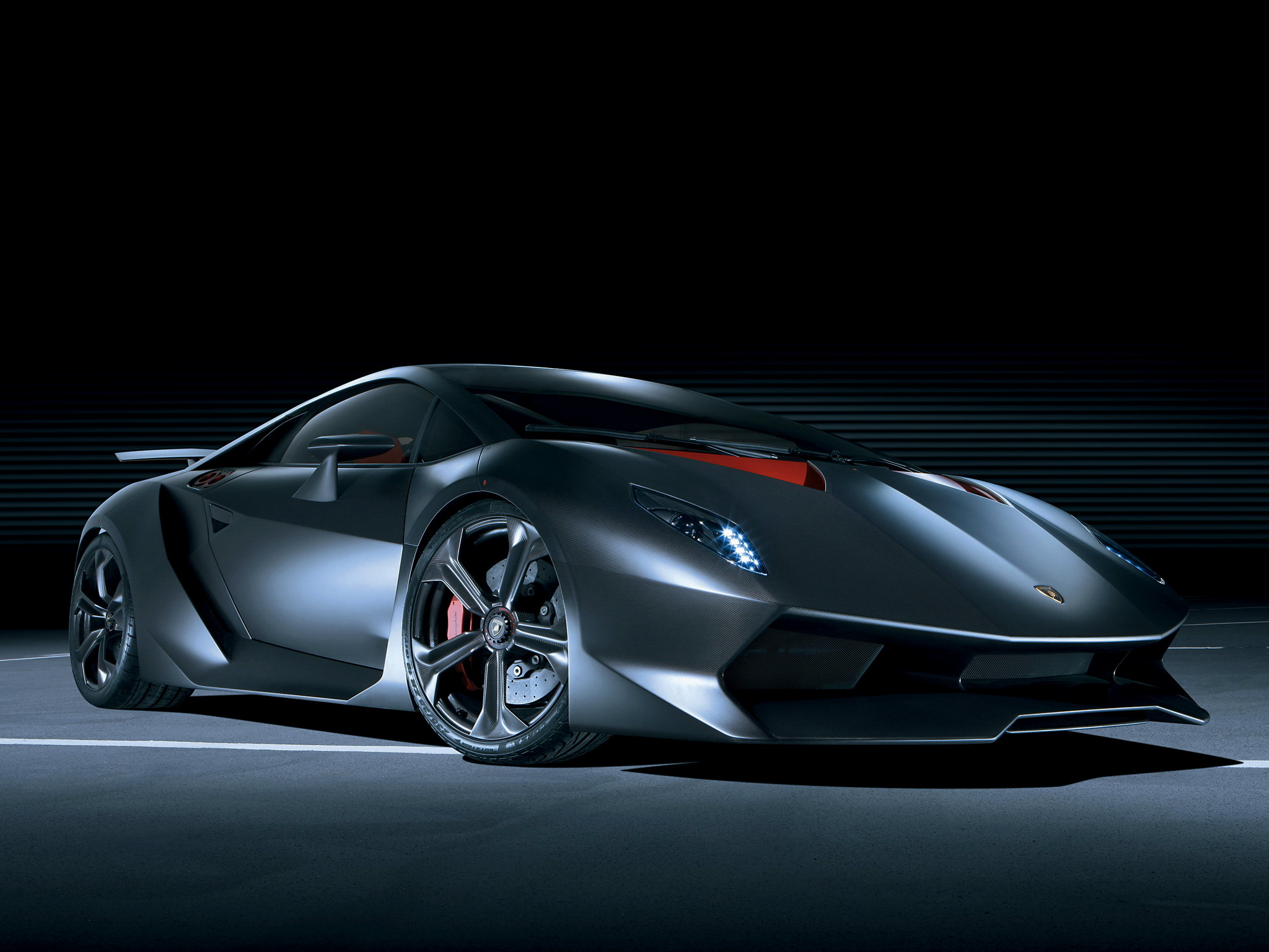 Lamborghini Vs Volvo