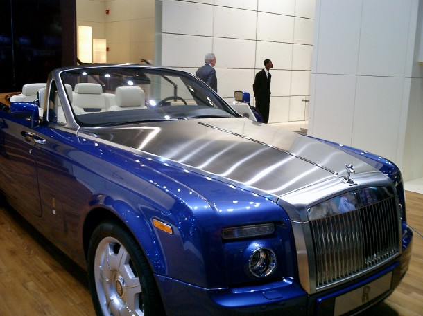 Phantom Drophead Coupé 2