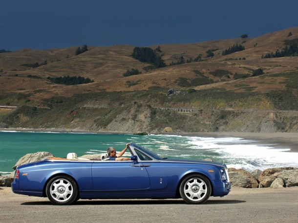 Phantom Drophead Coupé 3