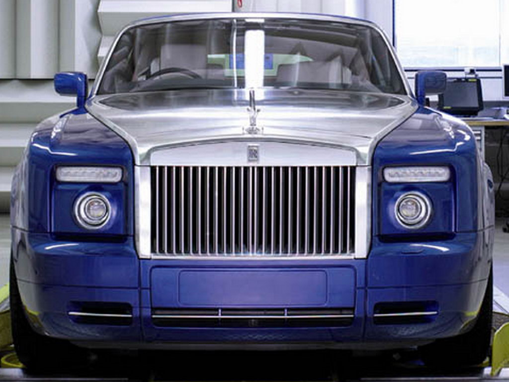 Phantom Drophead Coupé 4
