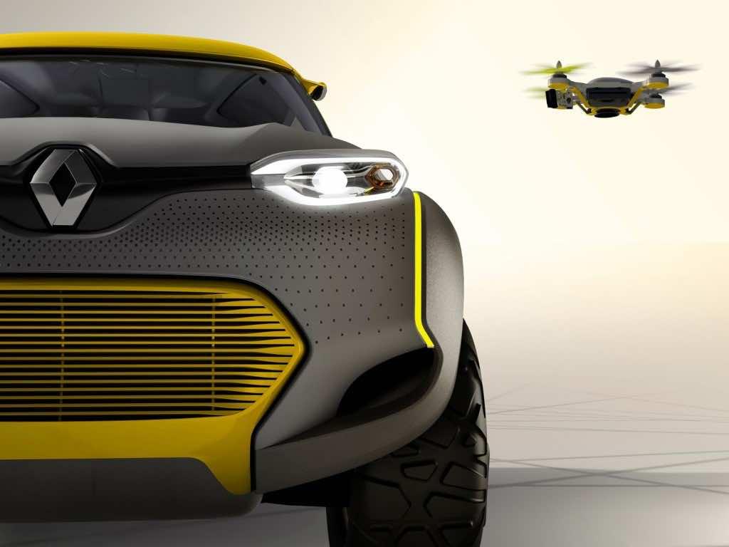 Renault Conceptual Design for Kwid
