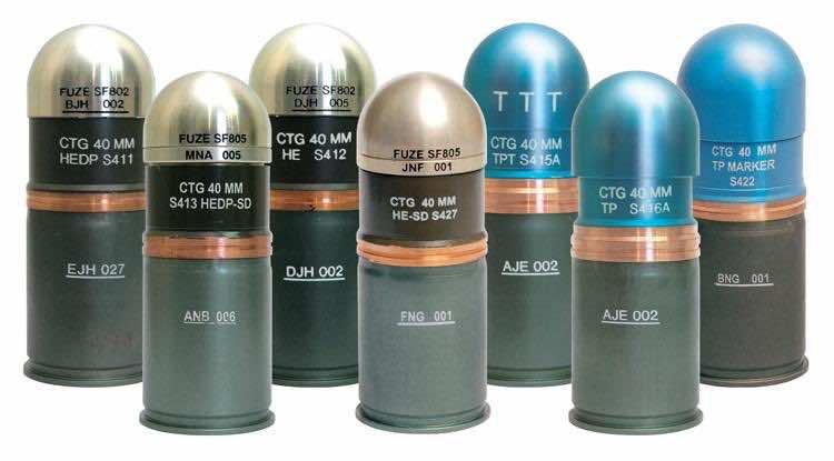 Smart Ammunition – Mortar Rounds 3
