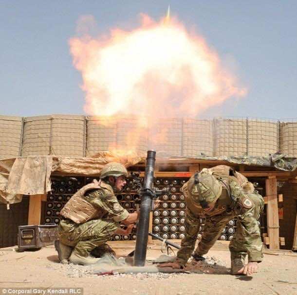 Smart Ammunition – Mortar Rounds 2