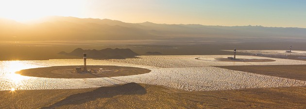 The World's Largest Solar Power Plant Is Now Operational But Has Created A Problem That Seems Unsolvable