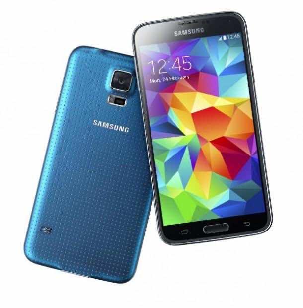latest Galaxy S5