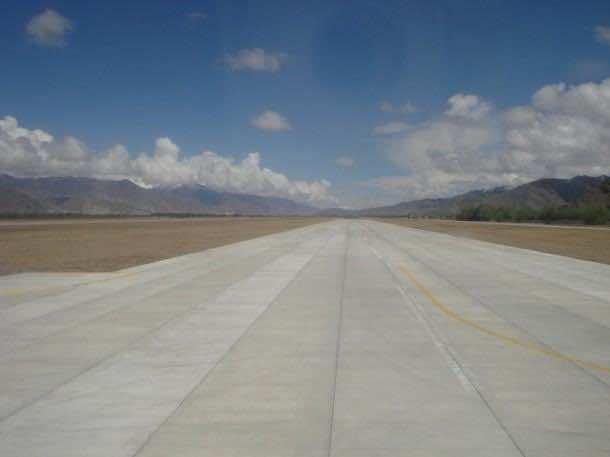 qamdo-bamda-airport