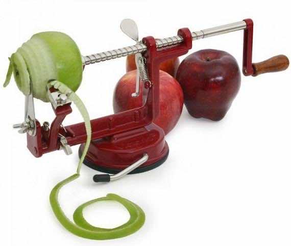 12. Victorio Apple and Potato Peeler