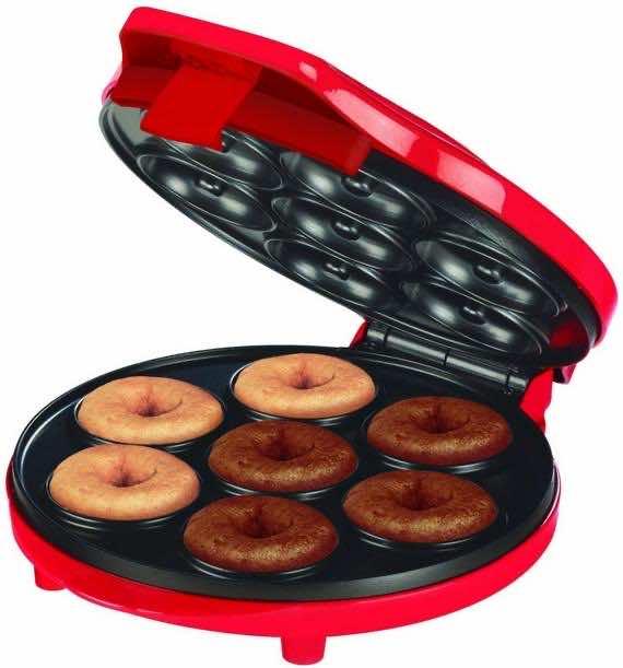 19. Bella Cucina Donut Maker