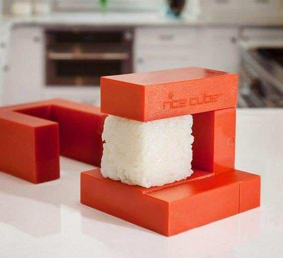 2. Rice Cube