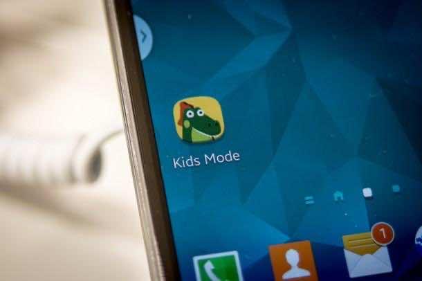 4. Kids Mode