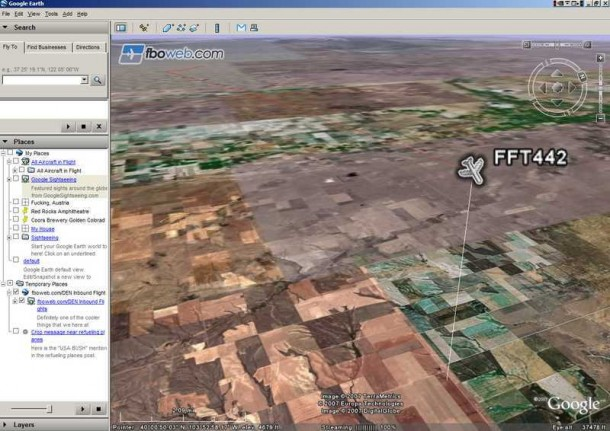 4. Real-Time Google Earth