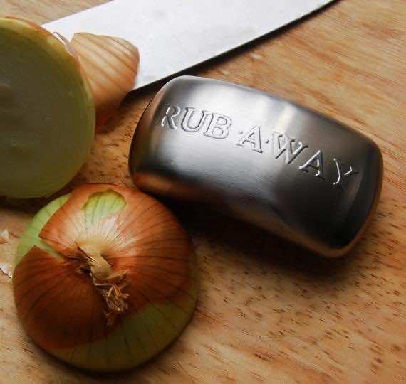 7. Amco Rub-Away Bar