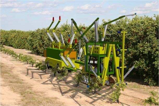 9. Agricultural Robots