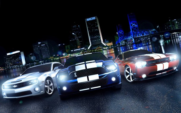 Mustang Wallpapers 23
