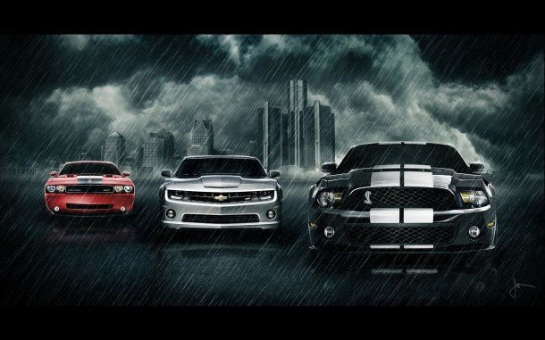 Mustang Wallpapers 3