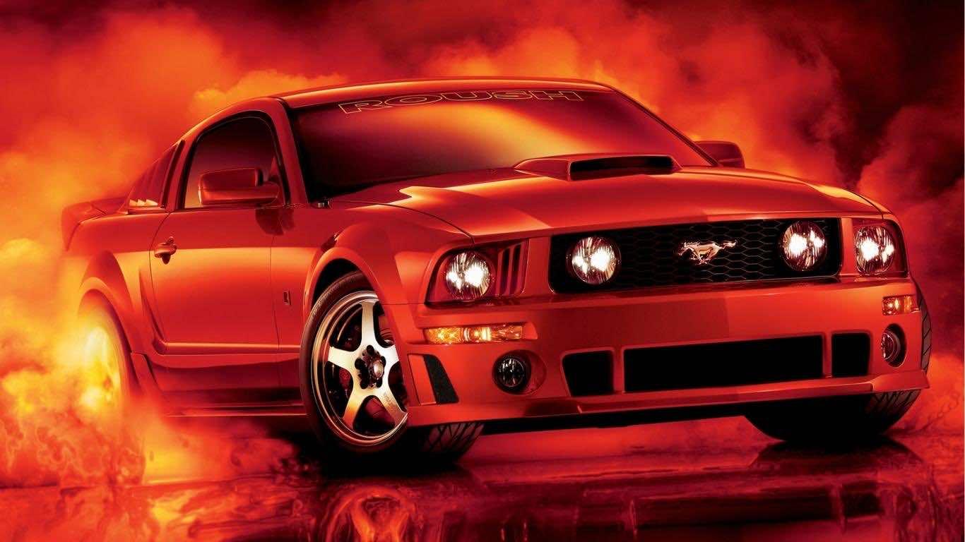 Best Collection Of Mustang Wallpapers For Desktop Screens