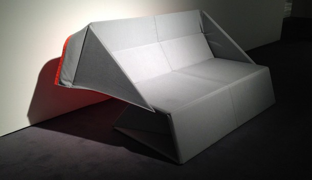 Origami Couch featured