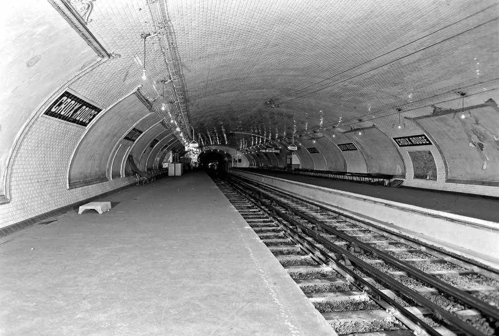 Paris' Metro Stations 2