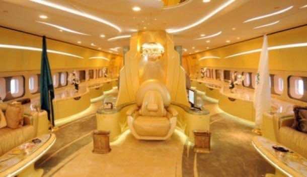 Saudi prince A380