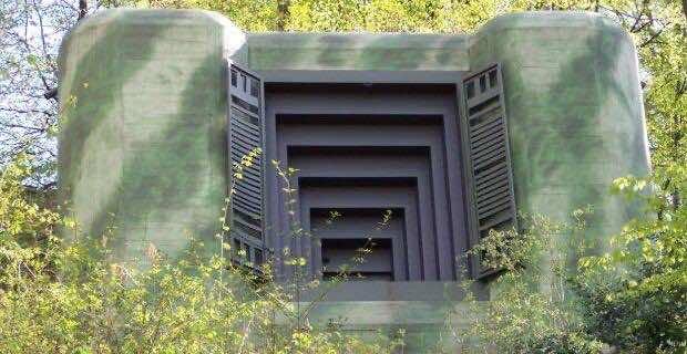 Secret bunkers