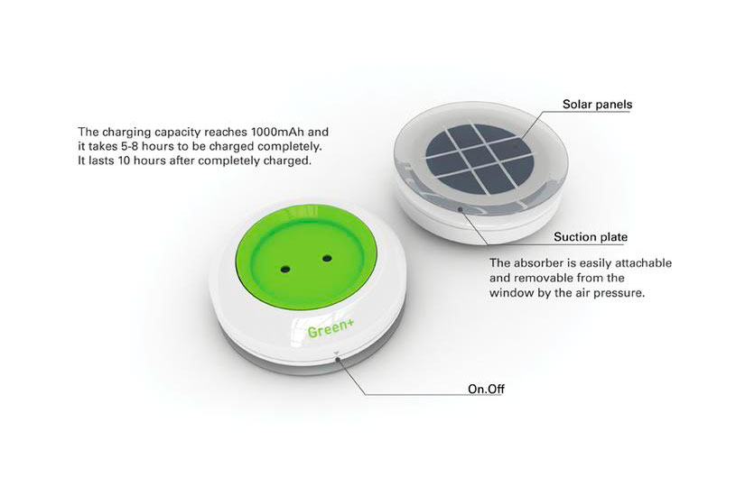 Solar Window Socket Is Innovation At Its Best