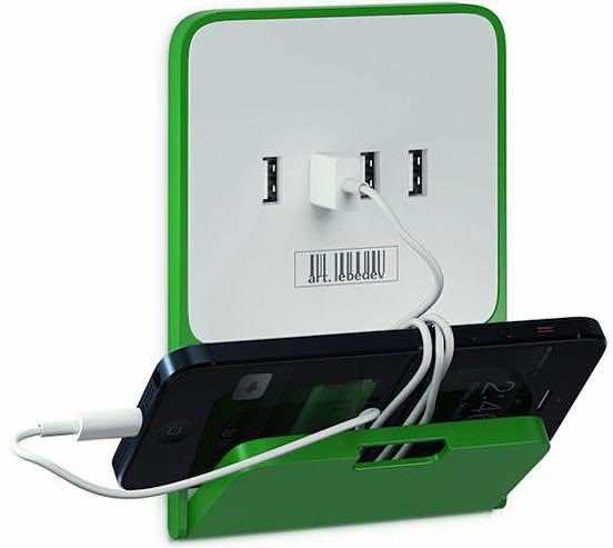 Zaryadkus USB Wall Outlet